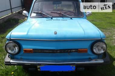 ЗАЗ 968  1989