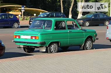 ЗАЗ 968 ЗАЗ-968М 1986