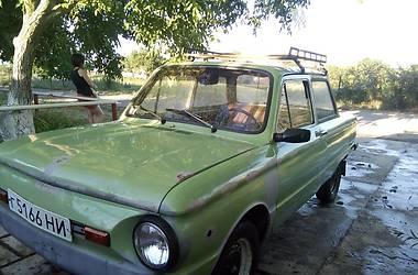 ЗАЗ 968 м 1991