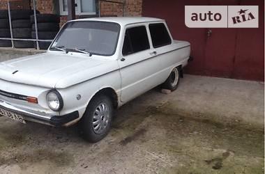 ЗАЗ 968 968м 1988