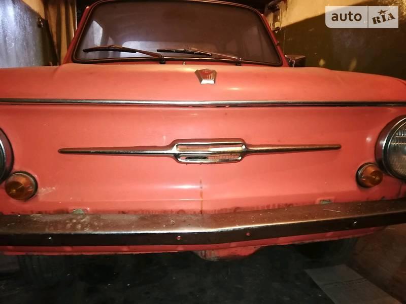 Купе ЗАЗ 968