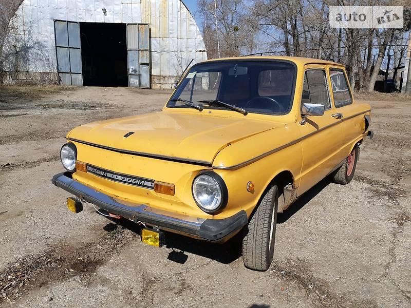 Другой ЗАЗ 968М