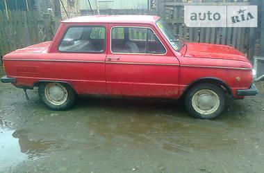 ЗАЗ 969  1986