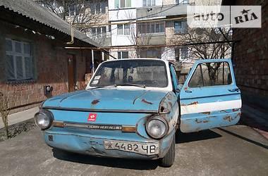 ЗАЗ 969  1992
