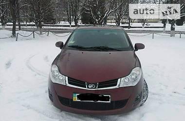 ЗАЗ Forza  2011