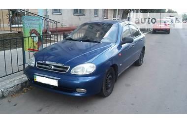 ЗАЗ Lanos T100 2009