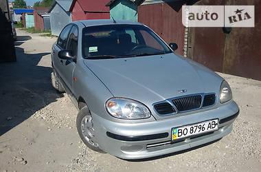 ЗАЗ Sens  2002