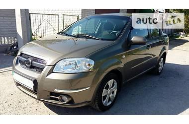 ЗАЗ Vida 1.5 89 л.с.двиг.Opel 2012