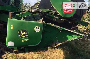 Ціни John Deere Зернова жатка
