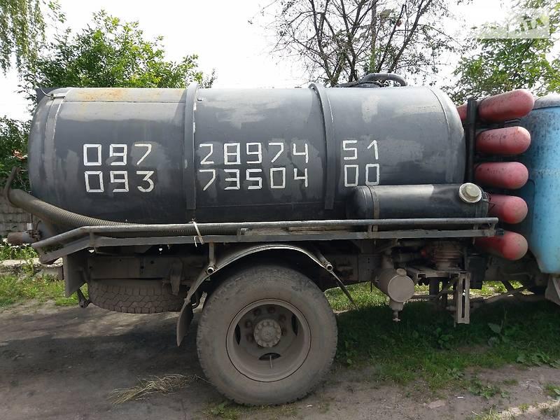 Продать вакуумная бочка в Салавате | покупка спецтехники.
