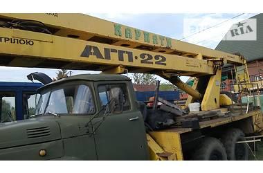 ЗИЛ 131 АГП -22 2008