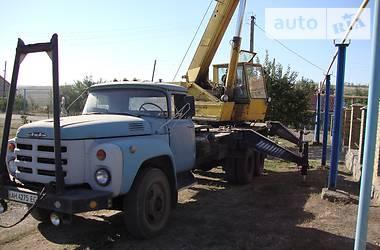 ЗИЛ 133  КС-3575А 1990