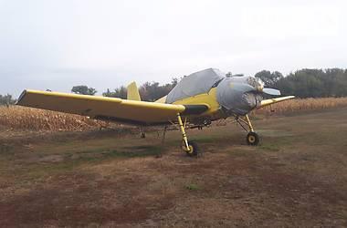 Zlin Z-37A Самолет Z 37a Чмелак 1974