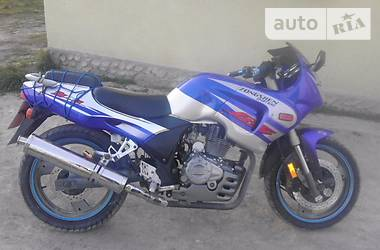 Zongshen 200  2013
