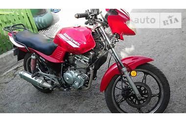 Zongshen LZX 125  2007