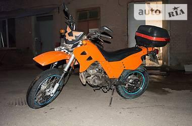 Zongshen LZX200S  2007