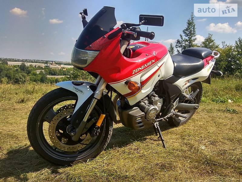 Zongshen ZS 200GS