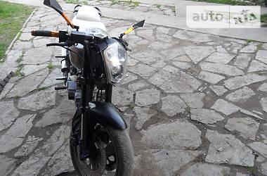 Zongshen ZS ZS 200 GS 2008