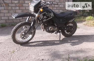 Zongshen ZSM ZSM200 2008