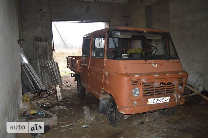 Zuk A-11 груз.