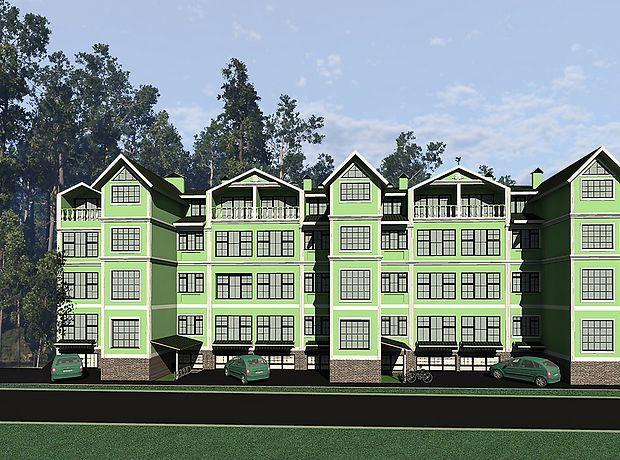 Таунхаус GREEN HOUSE фото 1