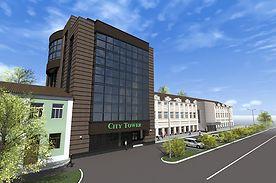 Бізнес-центр City Tower