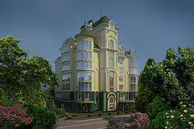 Клубный дом Эдельвейс Феофании