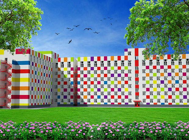 ЖК Бестужевские сады фото 1