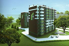 ЖК Eco House