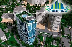 ЖК на ул. Новобереговая