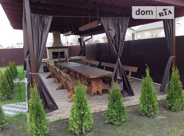 трехкомнатная дача с баней/сауной. Дача посуточно в Киеве, район Троещина фото 1