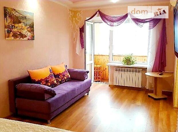 однокомнатная квартира в Бердянске, в аренду на короткий срок посуточно фото 1