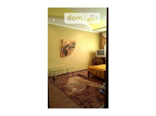 однокімнатна квартира в Черкасах, на ул.Грибоедова 61/1 в оренду на короткий термін подобово фото 1