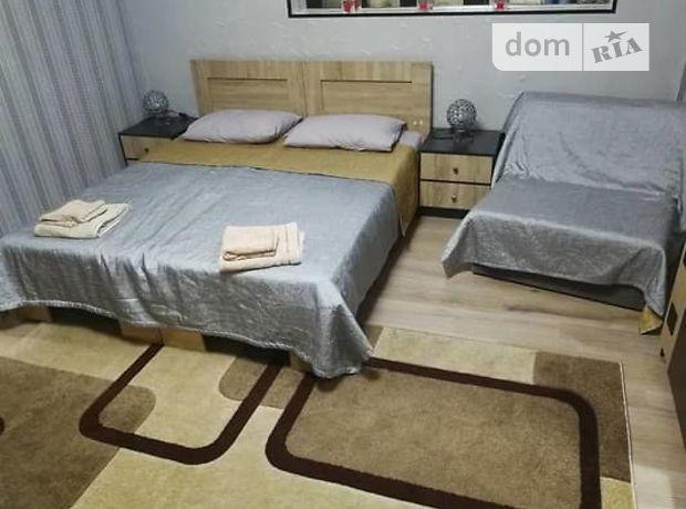 однокомнатная квартира в Черновцах, на ул.Толстого в аренду на короткий срок посуточно фото 1