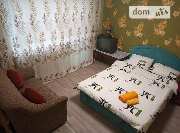 однокомнатная квартира в Днепре, район Красный Камень, на ул. Коробова 9 в аренду на короткий срок посуточно фото 1