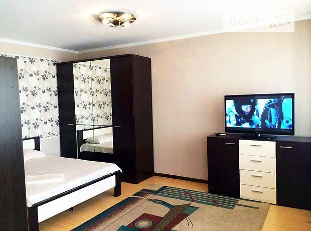 двухкомнатная квартира в Днепре, район Центральный, на проспект Дмитра Яворницького 100 в аренду на короткий срок посуточно фото 1
