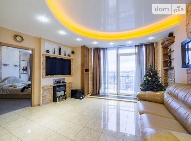двухкомнатная квартира в Днепре, на ул. Глинки 2, в аренду на короткий срок посуточно фото 1