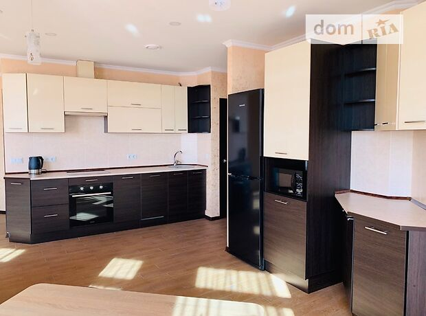 двокімнатна квартира в Дніпропетровську, район Індустріальний, на вул. Луговська 255, в оренду на короткий термін подобово фото 1
