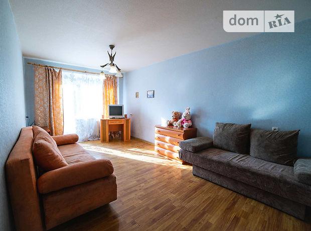 трехкомнатная квартира в Днепре, район Индустриальный, на пр. Слобожанский, 6а, в аренду на короткий срок посуточно фото 1