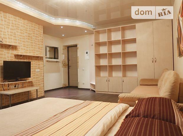 однокомнатная квартира в Днепропетровске, район Центральный, на ул. Староказацкая 60, в аренду на короткий срок посуточно фото 1