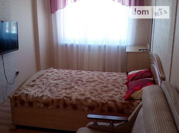 однокімнатна квартира в Житомирі, район Центр, на Покровская 8, в оренду на короткий термін подобово фото 1