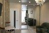 двухкомнатная квартира в Киеве, район Дарницкий, на ул. Драгоманова 2 в аренду на короткий срок посуточно фото 6