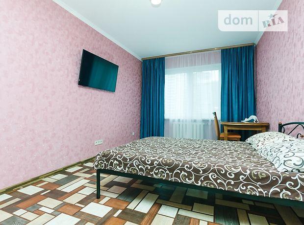 однокомнатная квартира в Киеве, район Дарницкий, на просп. Петра Григоренко 16, в аренду на короткий срок посуточно фото 1