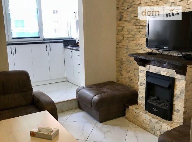 трехкомнатная квартира в Киеве, район Дарницкий, на ул. Софии Русовой 3, в аренду на короткий срок посуточно фото 1