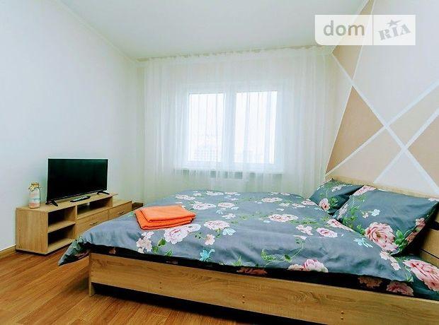 однокомнатная квартира в Киеве, район Дарницкий, на ул. Софии Русовой 5Б, в аренду на короткий срок посуточно фото 1