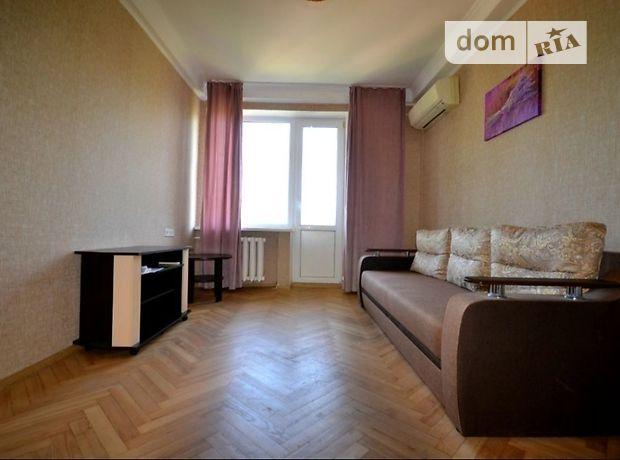 двухкомнатная квартира в Киеве, район Голосеевский, на бул. Дружбы Народов 32, в аренду на короткий срок посуточно фото 1