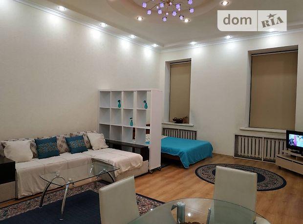 двухкомнатная квартира в Киеве, район Печерский, на ул. Большая Васильковская 41, в аренду на короткий срок посуточно фото 1