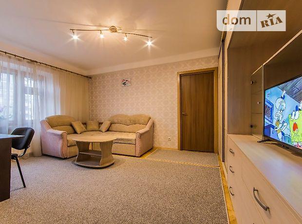 двухкомнатная квартира в Киеве, район Печерский, на Бульвар Леси Украинкы 9, в аренду на короткий срок посуточно фото 1