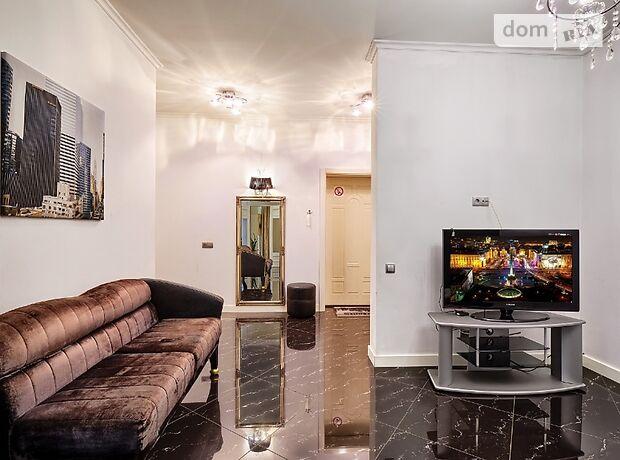 двухкомнатная квартира в Киеве, район Шевченковский, на Саксаганского улица в аренду на короткий срок посуточно фото 1