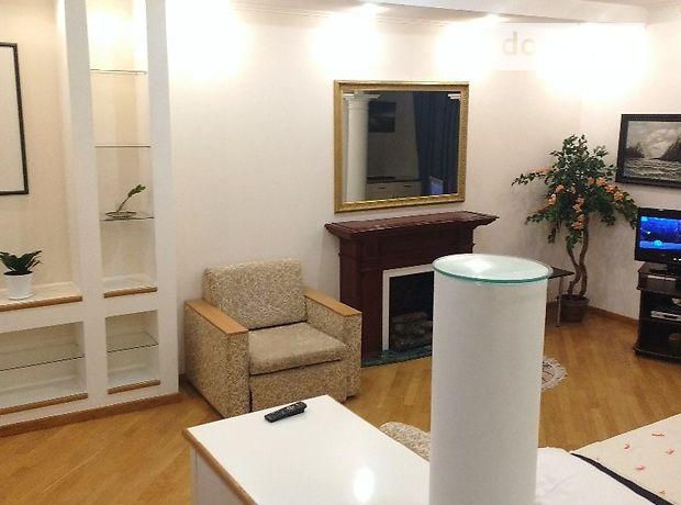 однокомнатная квартира в Киеве, район Шевченковский, на ул. Антоновича 25, в аренду на короткий срок посуточно фото 1